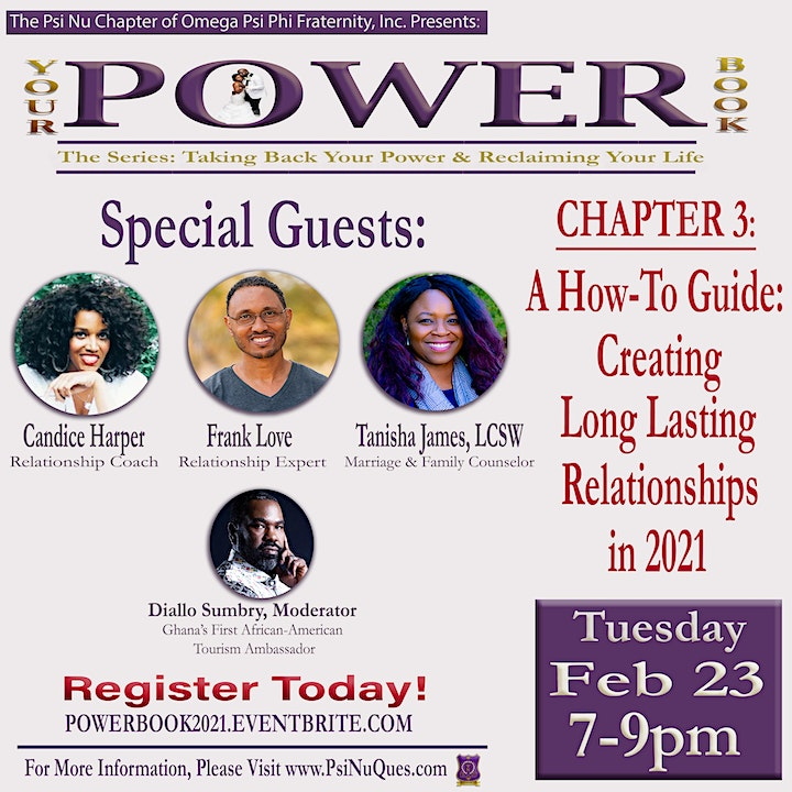 Your Power Book: Chapter 3: The How-To Guide 2 Hea image
