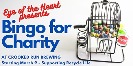 Eye of the Heart presents Bingo for Charity at Crooked Run Brewing tickets