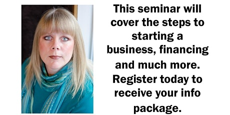 Steps to Starting a Business tickets