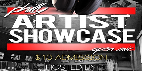 Philly Artist Showcase /Open Mic tickets
