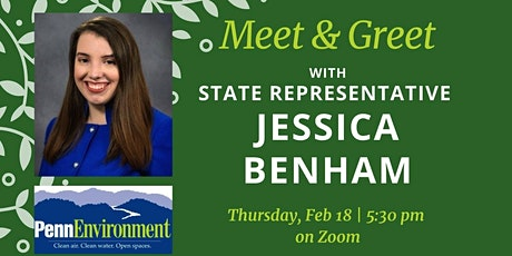Meet & Greet with State Representative Jessica Benham tickets