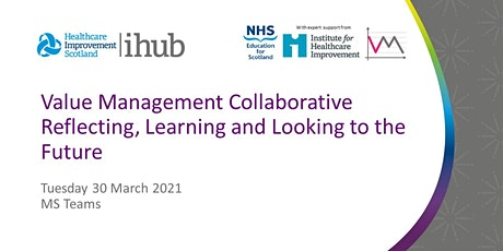 Value Management Reflecting, Learning and Looking to the Future tickets