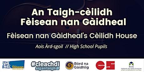 FAL5 - An Taigh-cèilidh le Seumaidh MacDhòmhnaill tickets