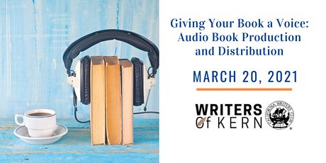 Giving Your Book a Voice: Audio Book Production and Distribution tickets