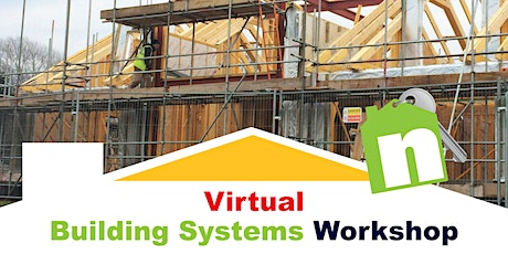 Virtual Building Systems Workshop - Saturday 27th March tickets