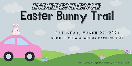 Independence Easter Bunny Trail tickets