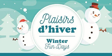 Plaisirs d'hiver 2021 Winter Fun Day tickets