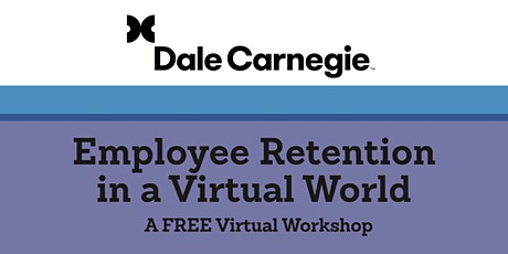 Employee Retention in a Virtual World tickets