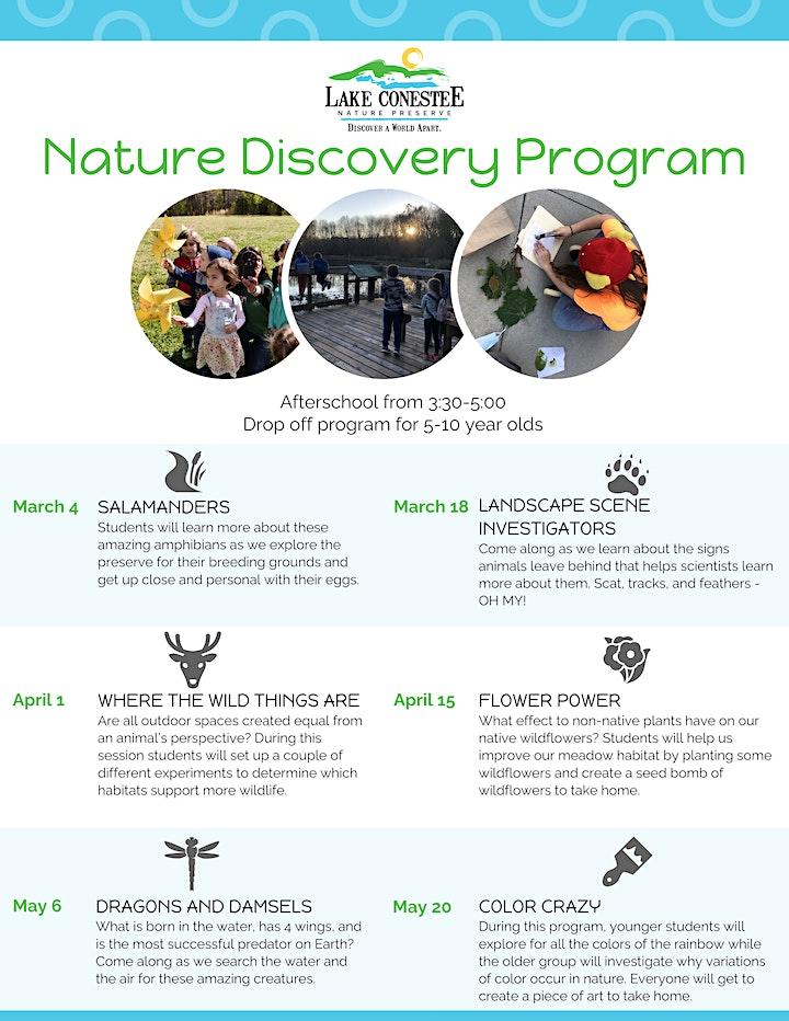 Nature Discovery Program image