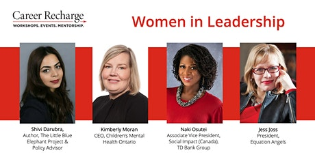 Career Recharge: Women in Leadership tickets