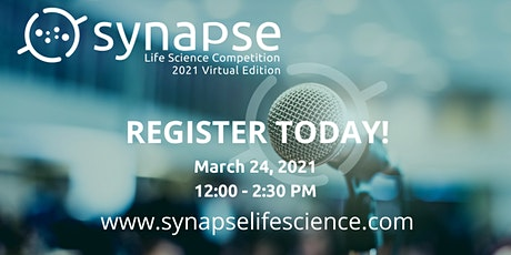 Synapse Life Science Competition billets