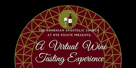 A Virtual Wine Tasting Experience tickets