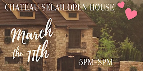 Chateau Selah Open House presented by StudioWed Tri-Cities tickets