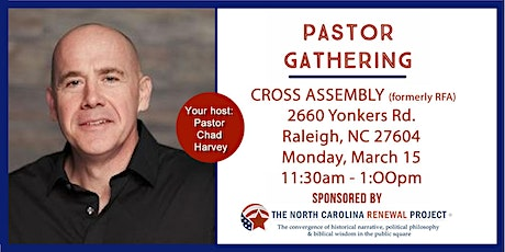 Pastor Gathering-Raleigh, NC tickets