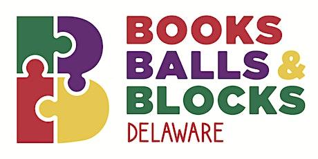 Libros, Pelotas y Bloques en Línea   - abril - mayo de 2021 entradas