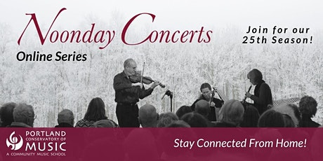 Ed Pearlman | Noonday Concert Series Online tickets