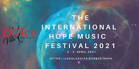 The International Hope Music Festival 2021 tickets
