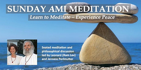 Free Sunday Guided AMI Meditation & Satsang (discussion) on Zoom - Join Us! tickets