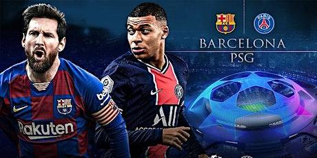 TV/VIVO.-Barcelona v PSG E.n Viv y E.n Directo ver Partido online entradas