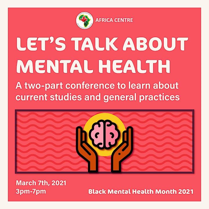 Black Mental Health Conference - Part II image