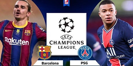 TV/VER.-Barcelona v PSG E.n Viv y E.n Directo ver Partido online entradas