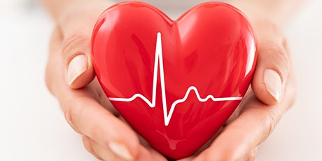 How To Manage Heart Health & Stress Safely and Effectively! tickets