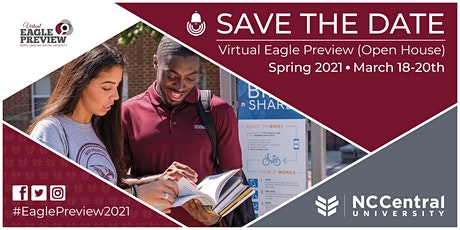 Spring 2021 Virtual Eagle Preview (Open House) tickets