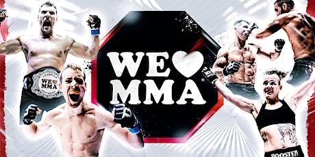 We love MMA •56• 20.11.2021 Porsche Arena Stuttgart Tickets