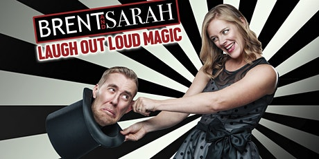 Brent and Sarah's Virtual Magic Show tickets