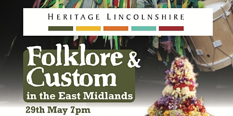 TALK Folklore and Custom in the East Midlands tickets