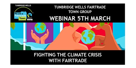Webinar: Fighting the climate crisis with Fairtrade tickets
