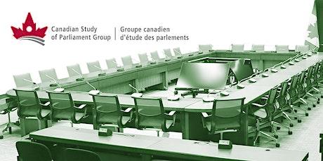 CSPG / GCEP - Committees after COVID / Les comités après la pandémie billets