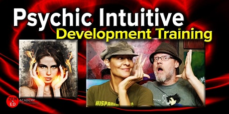 Telepathic Exercises ~ Intuitive Psychic Mediumship Development Training tickets