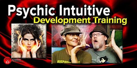 Telepathic Exercises ~ Intuitive Psychic Mediumship Development Training tickets
