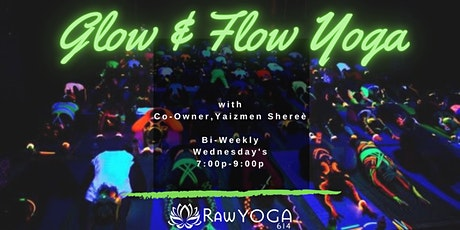 Glow and Flow Yoga tickets