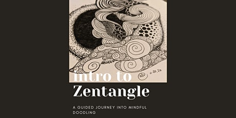 Beginner Zentangle: An Introduction in Mindful Doodling tickets