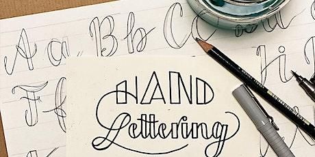 Di, 30.03. | Die Kunst der schönen Buchstaben | Für 8- bis 14-Jährige Tickets