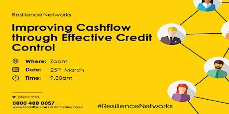 Improving Cashflow through Effective Credit Control tickets