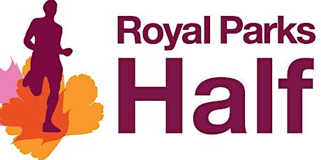 Royal Parks Half Marathon 10 October 2021 - Live event - NDCS Charity Entry tickets