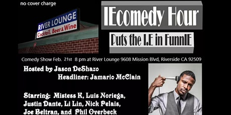 IE Comedy Hour tickets