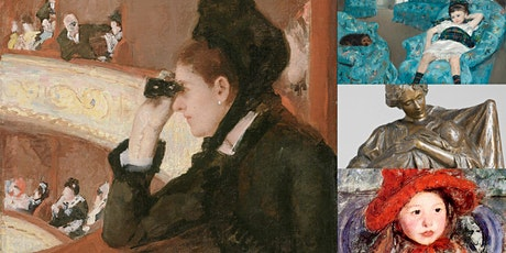 'Mary Cassatt and the Art of Subversive Beauty' Webinar tickets