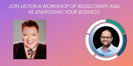 Rediscovering & Re-energising Your Business tickets