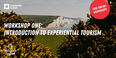 FREE - Introduction to Experiential Tourism Workshop for Businesses! 1/2 tickets