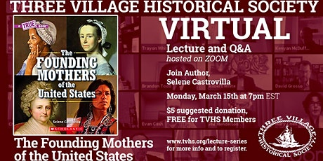 The Founding Mothers of the United States tickets