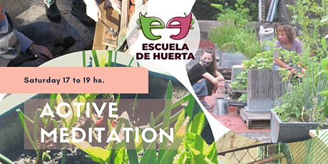 Volunteering (Active meditation) entradas