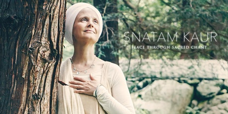 Snatam Kaur in Concert - NEW DATE 2022 !!! tickets