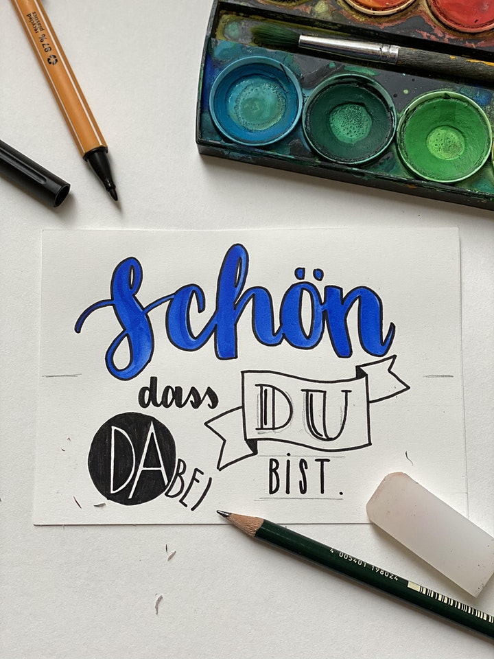Di, 30.03. | Die Kunst der schönen Buchstaben | Für 8- bis 14-Jährige: Bild