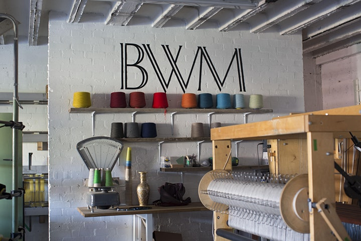 Innovative approaches to woven design and manufacturing. image