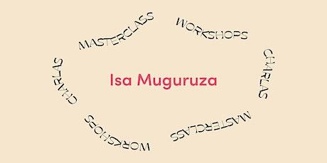 """Masterclass """"Somos hijos de las redes sociales: Isa Muguruza"""" entradas"""
