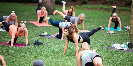 FREE Yoga Under The Trees tickets